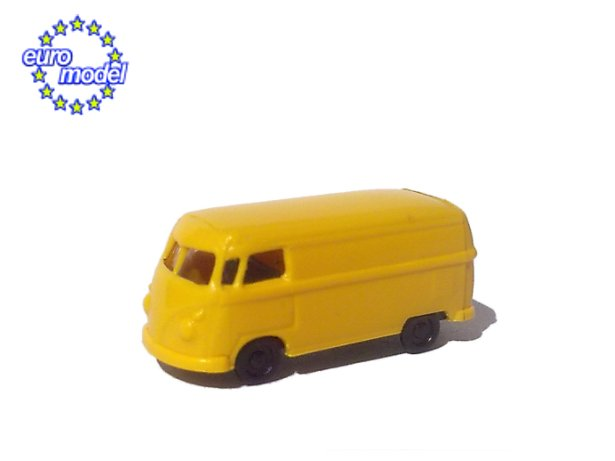 Euro Model VW T1 Transporter gelb