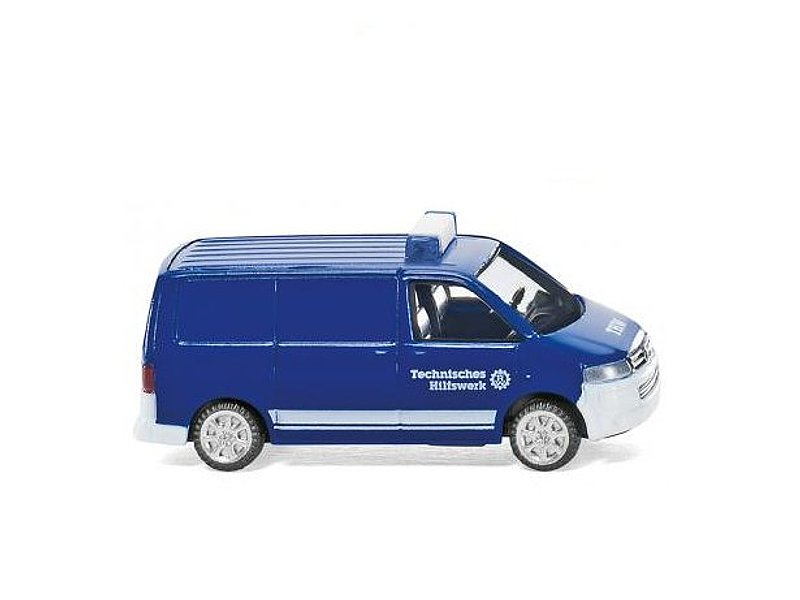 Wiking VW T5 THW 093803 Spur N 1:160