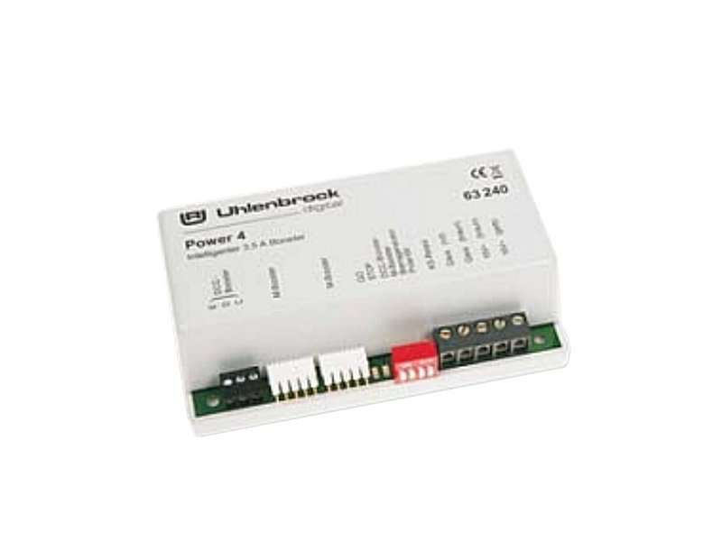 Uhlenbrock Digital Booster Power 8, 7 A Art.: 63280